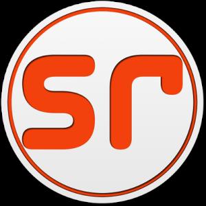 SR Logo Clean Cut (transparenter Hintergrund)
